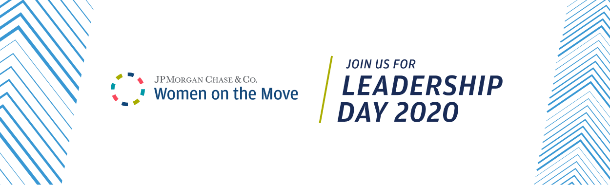 Women on the Move Leadership Day 2020